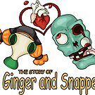 Ginger and Snapper by RALArts