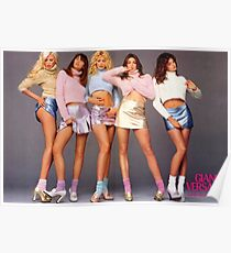 Gianni Versace Girls Poster