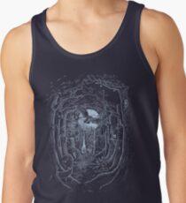 Camiseta de tirantes A través del bosque