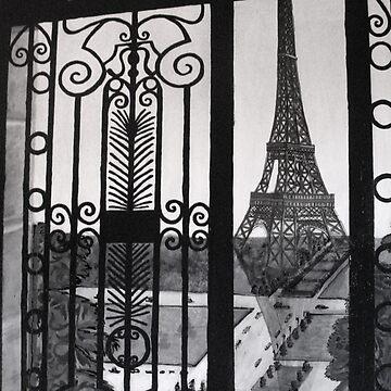 Paris by Lozenga