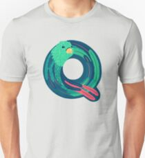 Q for Quetzal Unisex T-Shirt