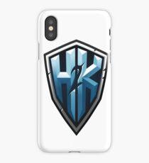 H2K - LEAGUE OF LEGENDS TEAM iPhone Case/Skin