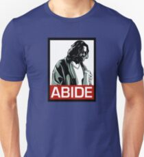 Jeff Lebowski (the dude) abides - the big lebowski Unisex T-Shirt