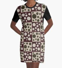Old School Toadstool (RGW) Graphic T-Shirt Dress