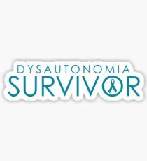 Dysautonomia Survivor Sticker