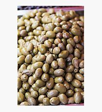 olives in brine Photographic Print
