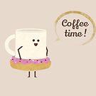 Coffee Time by Teo Zirinis