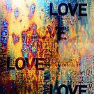 Love  by JennyRainbow