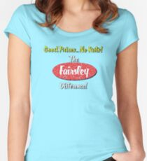 The Fairsley Difference! Women's Fitted Scoop T-Shirt