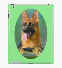 German Shepherd Breed Art iPad Case/Skin