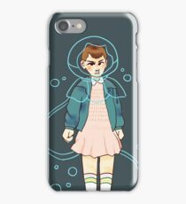 Eleven- Stranger Things iPhone Case/Skin
