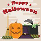 Happy Halloween! by Collin Scott