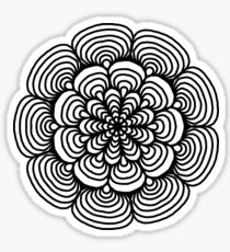 Mandala 3 Sticker