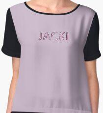 Jacki Women's Chiffon Top