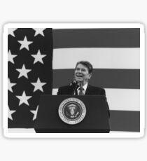 Pegatina Presidente Reagan