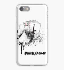 AK47 Poker iPhone Case/Skin