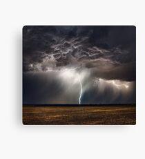 Lightning Beacon, Western Australia Canvas Print
