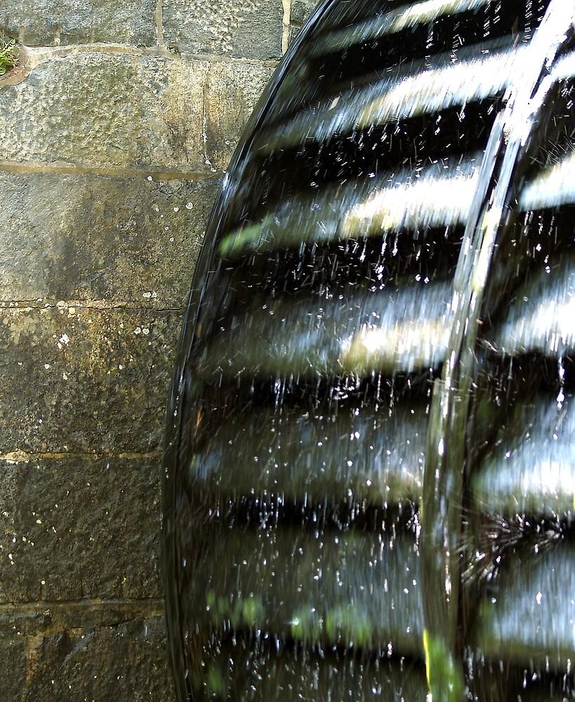 WaterWheel by nastruck