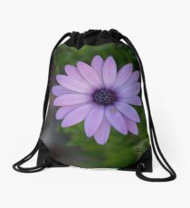 Plant Vibes Drawstring Bag