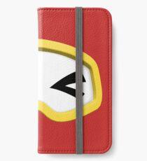 Winking Pooka iPhone Wallet/Case/Skin