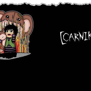 Carnikids: Corby Monkey Mug by carnikids