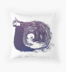 Come Wayward Souls Throw Pillow