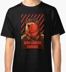 Vote Soviet bear - russian bear meme Classic T-Shirt