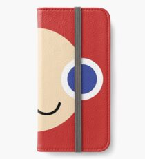Smiling Moo iPhone Wallet/Case/Skin
