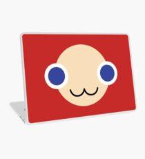 Smiling Moo Laptop Skin