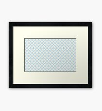 Neutral Scales Framed Print