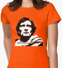 Antonin Artaud, French Playwright, Poet, Actor & Director 1896-1948 Womens Fitted T-Shirt