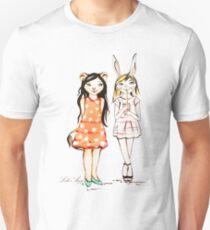 ALMA GEFEN, THE LITTLE LIONESS,  T-Shirt