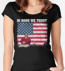 Ken Bone - Trust Tshirt Women's Fitted Scoop T-Shirt
