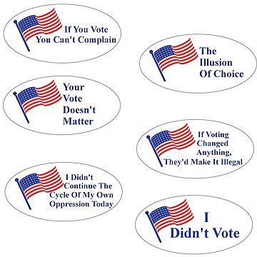 Ultimate Anti-Voting Pack  by Sundancerox