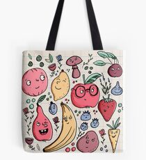 Fruits are friends Tote Bag
