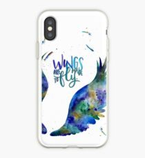 BTS - Wings Are Made To Fly iPhone Case