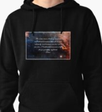 Galaxy Tart Toter Pullover Hoodie