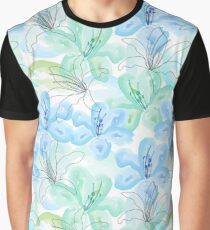 Lily flowers Graphic T-Shirt