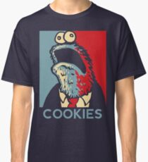 COOKIES we can believe in! Classic T-Shirt