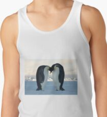 Emperor Penguin Courtship Tank Top