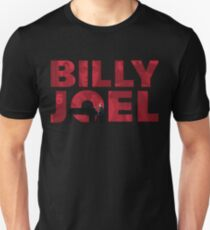 HERMAV08 Billy Joel 12 Gardens Live Tour Unisex T-Shirt