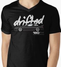 Drifted 180sx Tee - KH3 Edition by Drifted Men's V-Neck T-Shirt