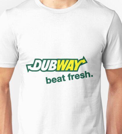 DUBWAY - beat fresh. Unisex T-Shirt