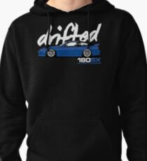 Drifted 180sx Tee - Bayside TV2 Edition by Drifted Pullover Hoodie