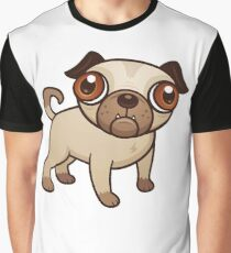 bulldog cute vector Graphic T-Shirt