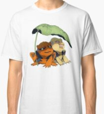 Chibi Gamakichi and Gamatatsu Classic T-Shirt