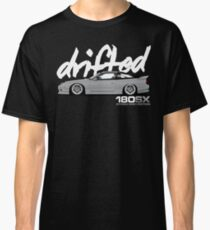 Drifted 180sx Tee - Storm Grey Edition by Drifted Classic T-Shirt