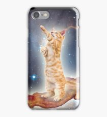 Cats in Space iPhone Case/Skin