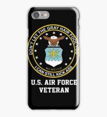 Veteran - U.s. Air Force iPhone Case/Skin