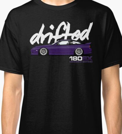 Drifted 180sx Tee - Midnight Edition by Drifted Classic T-Shirt
